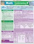Math Fundamentals 2 Laminated Reference Guides (Academic)