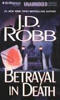 In Death #12: Betrayal in Death
