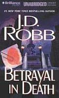Betrayal in Death (In Death)