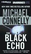 Harry Bosch #1: The Black Echo Cover