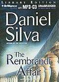 The Rembrandt Affair (Gabriel Allon Novels)