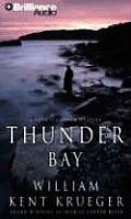 Thunder Bay (Cork O'Connor Mysteries)