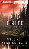 Red Knife (Cork O'Connor Mysteries)