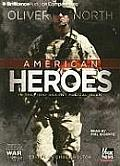 American Heroes: In the Fight Against Radical Islam (War Stories) (Abridged) Cover