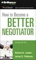 How to Become a Better Negotiator (Worksmart)