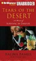 Tears of the Desert: A Memoir of Survival in Darfur Cover