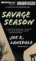 Savage Season Unabridged
