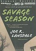 Savage Season: The First Hap and Leonard Novel