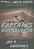 Captains Outrageous (Hap and Leonard Novels)