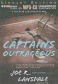 Captains Outrageous (Hap and Leonard Novels) Cover