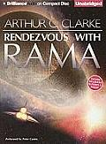 Rendezvous with Rama Cover