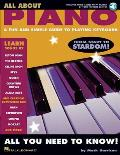 All about Piano A Fun & Simple Guide to Playing Keyboard