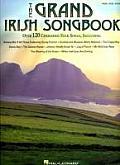 The Grand Irish Songbook: Piano, Vocal, Guitar