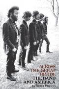 Across the Great Divide: The Band and America Cover