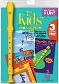 The Kids' Collection: Recorder Fun! [With Yellow Recorder]