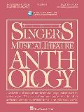 Singer's Musical Theatre Anthology - Volume 3: Baritone/Bass Book/2 CDs Pack