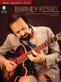 Barney Kessel: A Step-By-Step Breakdown of His Guitar Styles and Techniques [With CD (Audio)]