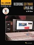 Hal Leonard Recording Method Book 3 Recording Software & Plug Ins Music Pro Guides 1st Edition