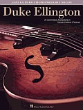 Duke Ellington: Jazz Guitar Chord Melody Solos