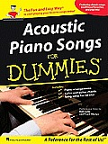 Acoustic Piano Songs for Dummies Cover