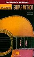 Hal Leonard Guitar Method Paperback Lessons