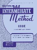 Rubank Intermediate Method - Oboe: Oboe