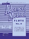 Rubank Advanced Method - Flute Vol. 2