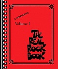 The Real Rock Book: C Instruments, Volume I