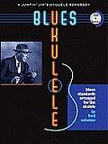 Blues Ukulele: A Jumpin' Jim's Ukulele Songbook [With CD (Audio)]
