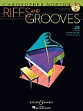 Christopher Norton - Riffs and Grooves: 28 Lower Intermediate Piano Pieces with a CD of Performance and Backing Tracks Book/CD Pack