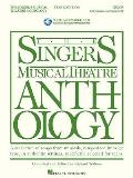The Singer's Musical Theatre Anthlogy - Teen's Edition: Tenor Book/CD Pack
