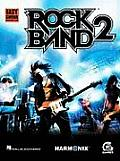 Rock Band 2: Easy Guitar with Notes and Tab