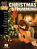 Christmas Strumming: Easy Rhythm Guitar Series Volume 12