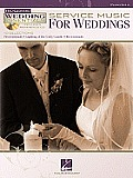 Service Music for Weddings [With CD (Audio)]