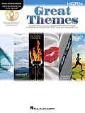 Great Themes: Horn [With CD (Audio)]