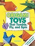 Origami Toys that Tumble Fly & Spin