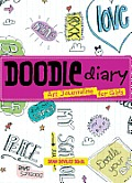 Doodle Diary Art Journaling For Girls
