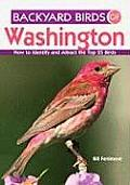 Backyard Birds of Washington: How to Identify and Attract the Top 25 Birds