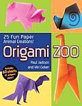 Origami Zoo 25 Fun Paper Animal Creat Ions