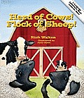 Herd of Cows! Flock of Sheep!: An Adventure in Collective Nouns