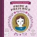 Little Miss Austen: Pride and Prejudice: A Counting Primer (BabyLit Books) Cover