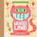 Alice in Wonderland: A Colors Primer (BabyLit Books) Cover