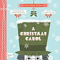 Christmas Carol A BabyLit Board Book