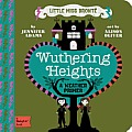 Wuthering Heights: A Babylit Weather Primer: A Babylit Weather Primer (BabyLit Books) Cover