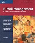 E-mail Management (Crisp Fifty-Minute)