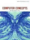 New Perspectives on Computer Concepts 11 Edition, Comprehensive