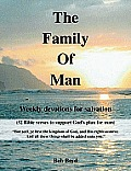 The Family of Man:Weekly Devotions for Salvation