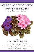 African Violets Back to the Basics: Your Questions Answered