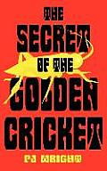 The Secret of the Golden Cricket Cover