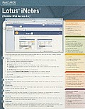 Lotus Inotes Fastcard (Domino Web Access 8.X) (Fastcards)